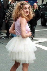 Celebrity Muse of the Moment: Sarah Jessica Parker vs Carrie Bradshaw