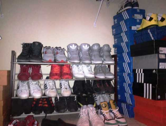 Image result for men obsessed with shoes