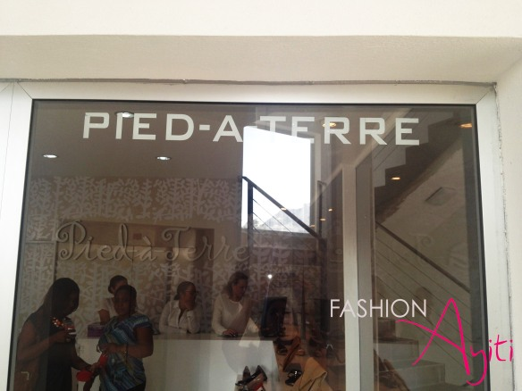 Pied-a-Terre : New Store Now Opened