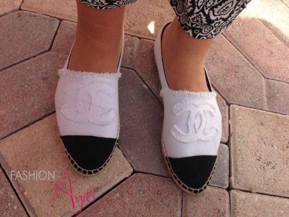 Must Have: Chanel Espadrilles