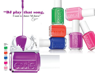 essie neon collection 2013