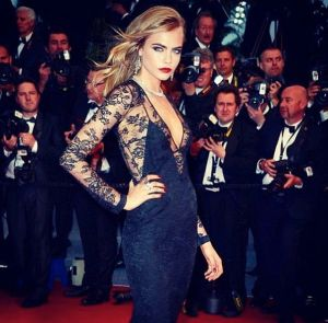 The Great Gatsby premiere in Cannes