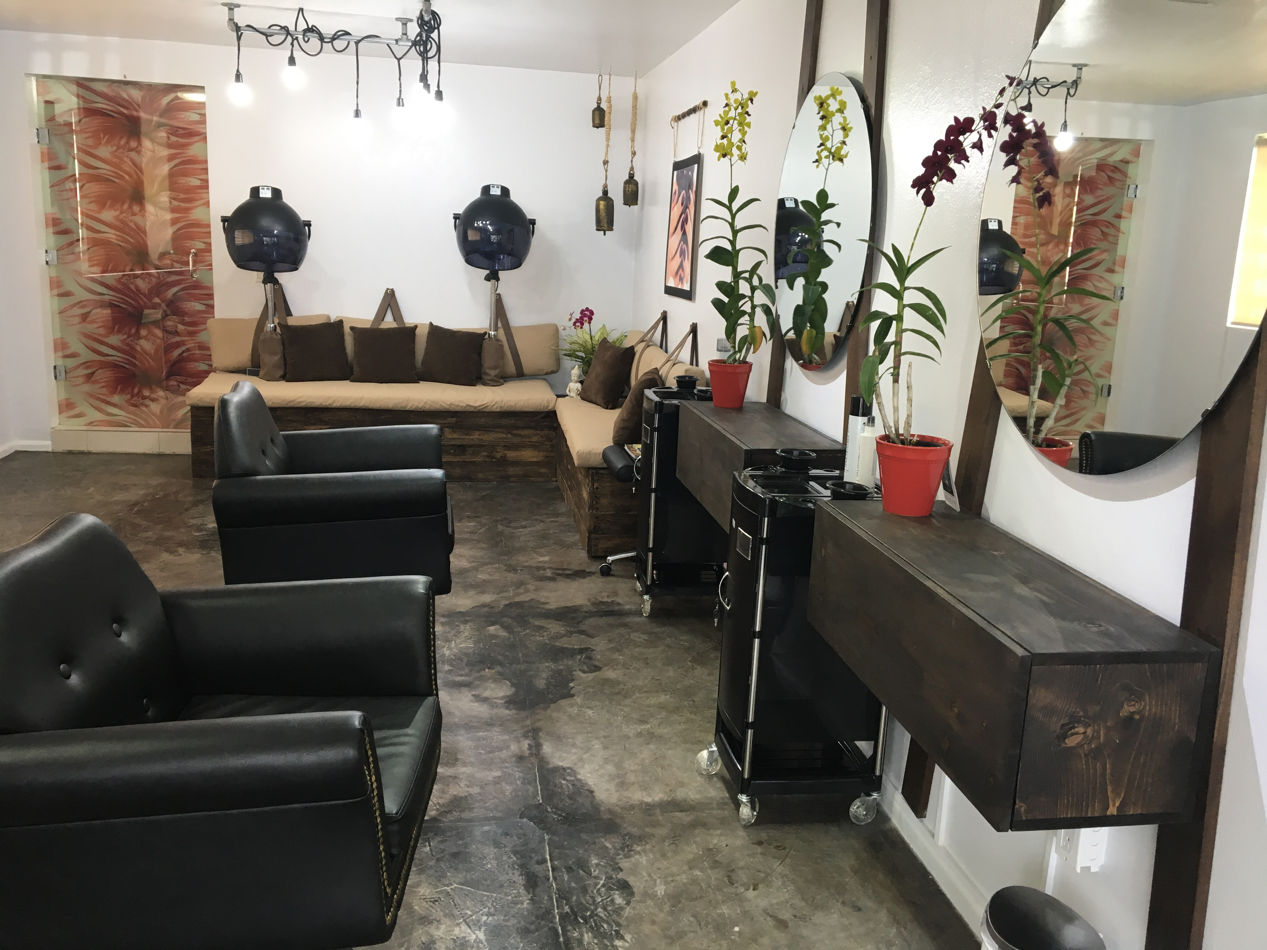 To Create A Small Place Where Her Clients Can Leave Their Worries And Workload Outside While Getting Pampered Be Fully